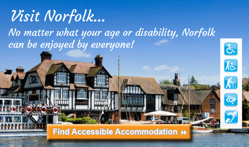 Disabled Holidays in Norfolk