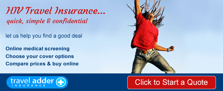 Travel Insurance for HIV