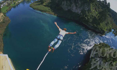 Accessible Kiwi Tours Bungy