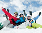 Adaptive Skiing holidays