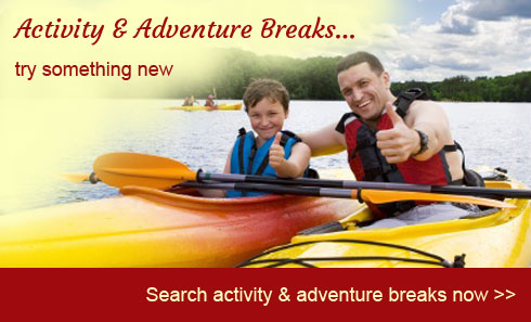 Disabled Activity and Adventure Breaks