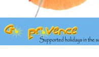 Go Provence Supported Holidays