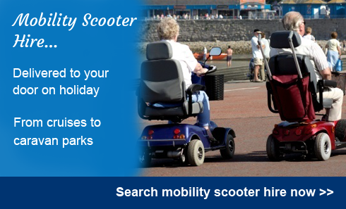 Mobility Scooter Hire